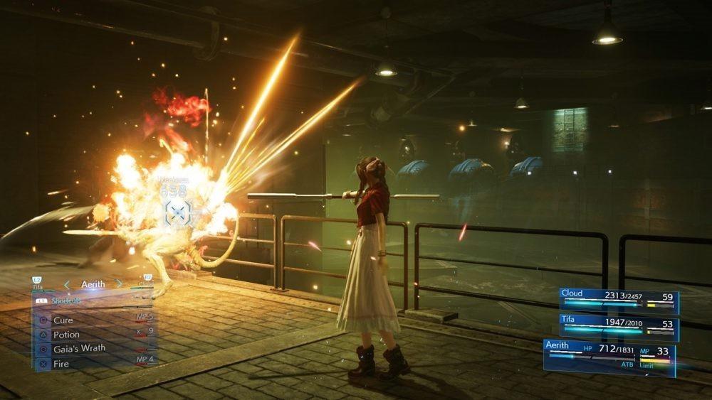 最终幻想7重制版免安装绿色版