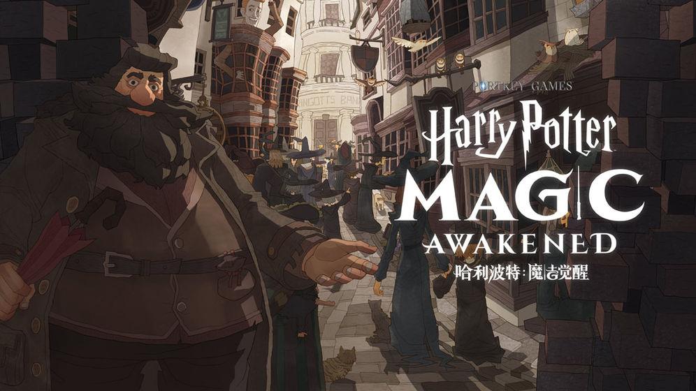 哈利波特魔法觉醒鸿蒙版