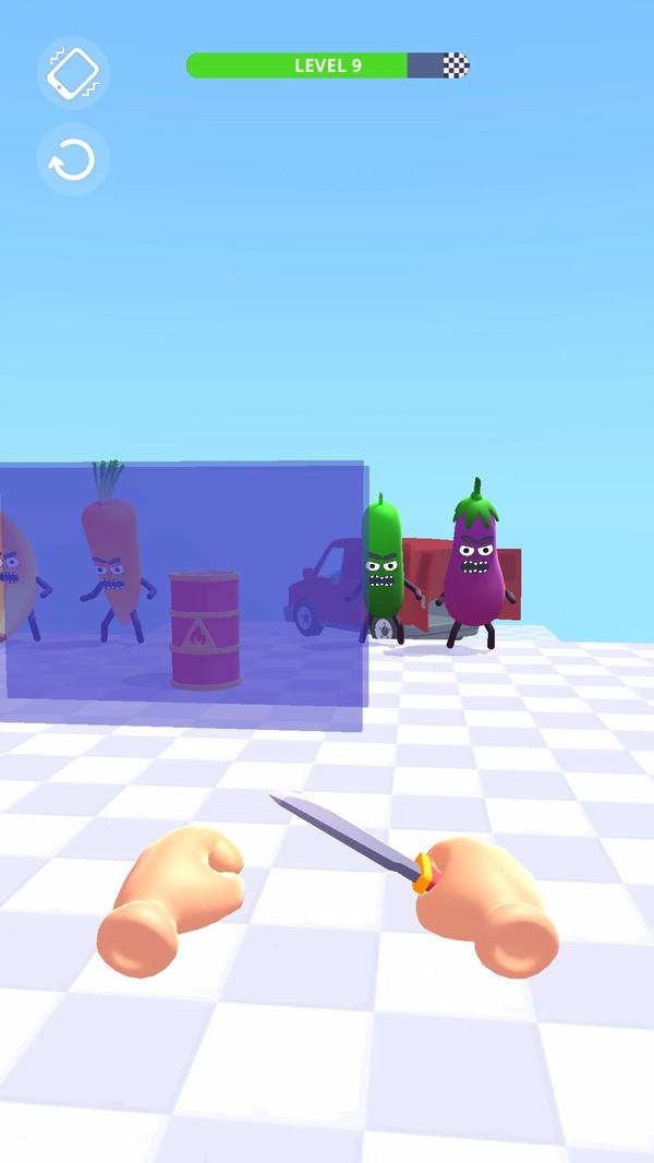 飞刀插水果V1.0.0 安卓版