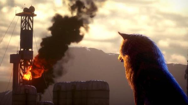 狼人之末日怒吼:地灵之血