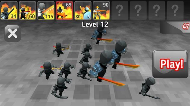 僵尸军队战斗模拟V1.09 安卓版