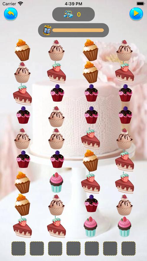 心甜点消消乐V1.0 苹果版