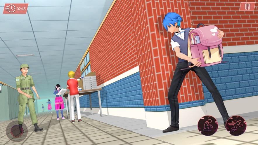 动漫高中抢劫乐趣V1.0 苹果版