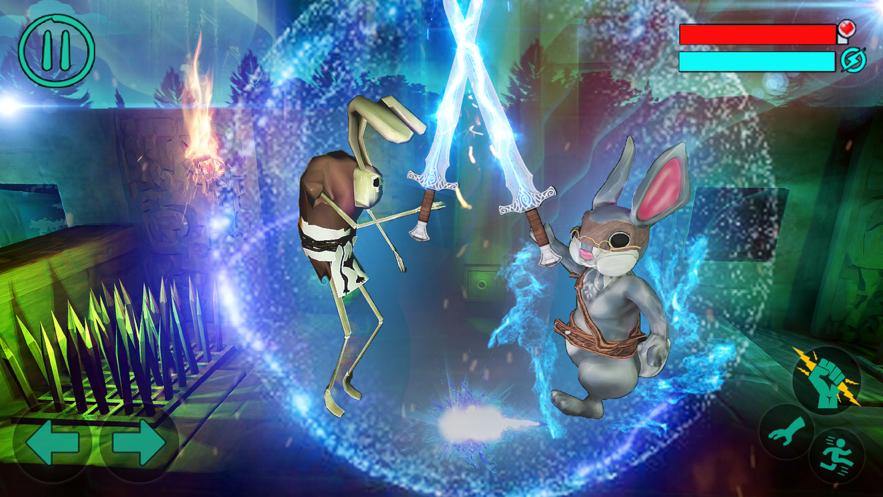 大爆炸忍者兔召唤师v1.0 苹果版