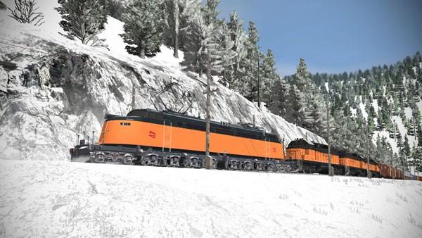 模拟火车:新时代免安装绿色版