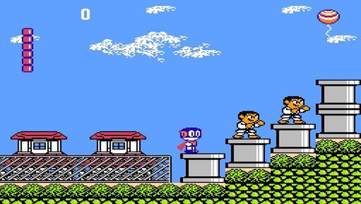 小超人帕门GBA版