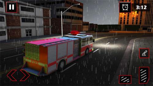 消防车城市救援最新版