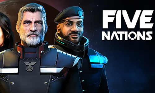52z飞翔网小编整理了【五国集团·游戏合集】,提供五国集团简体中文绿色版、五国集团免安装硬盘版/steam破解版/PC正式版下载。这是一款科幻太空背景的即时战略游戏,你是阵营的指挥官,你要负责资源的采集,军队的组建和战斗以及建造建筑生产战争物资等一系列事务,在游戏的世界观中,银河诞生了五个强大的文明,你代表的是人类地球文明,为了人类的利益而战。