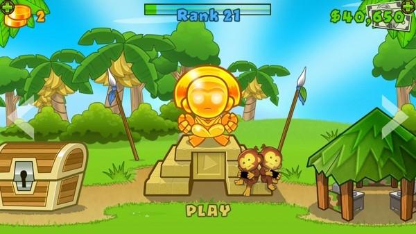 猴子塔防5V3.15 无限金币版