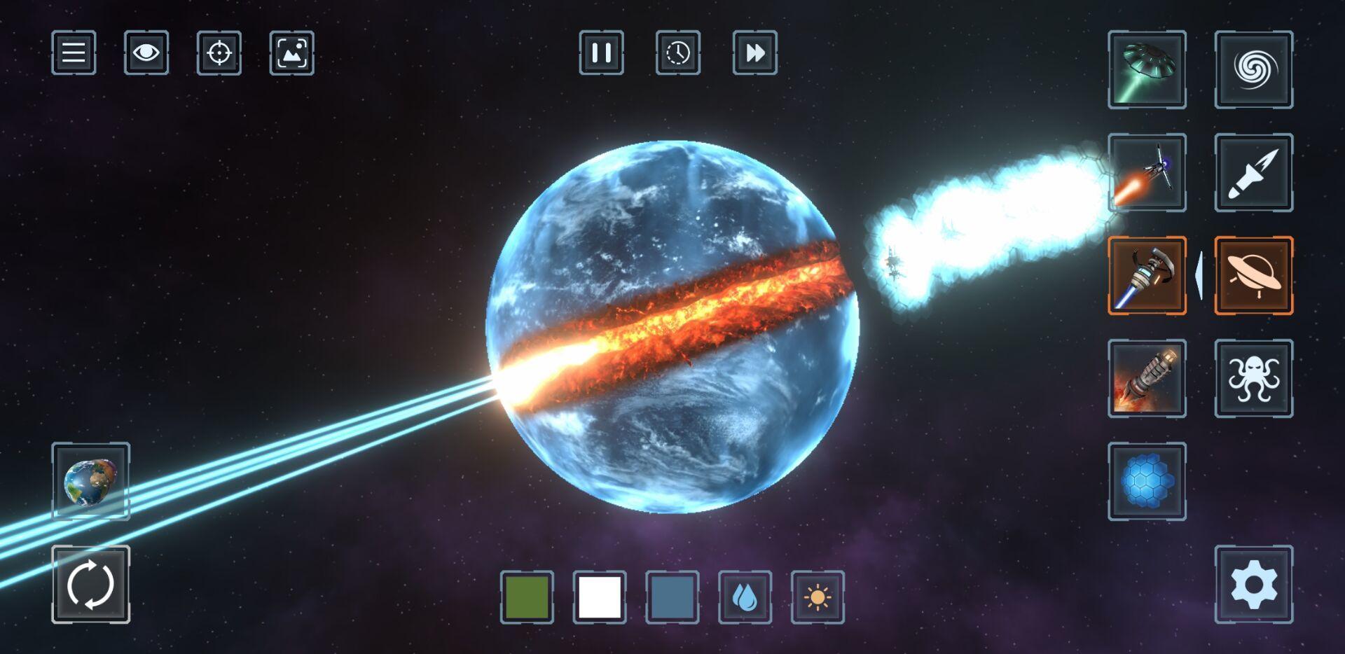 星球毁灭模拟器-星球毁灭模拟器游戏-星球毁灭模拟器安卓/苹果/电脑版下载-飞翔游戏库