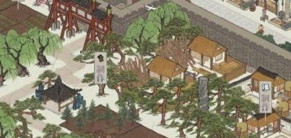 江南百景图青龙雕像布局位置一览