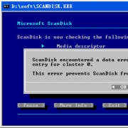 ScanDisk V1.0 光盘版