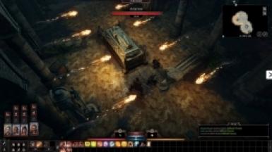 《博德之门3》德鲁伊位置及打法攻略