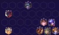 lol云顶之弈10.23宗师耀光猎阵容玩法攻略