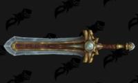 魔兽世界9.0幻化死亡狱卒的大剑获取攻略