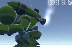 火箭滑雪比赛·游戏合集