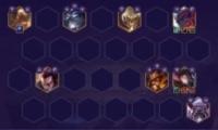 lol云顶之弈11.7六决斗大师阵容玩法攻略