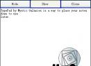 Mystic Galaxies TypePadV1.0绿色英文免费版