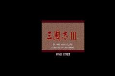 三国志3·游戏合集