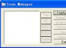 Icon Manager图标管理器V1.0绿色英文免费版