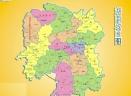 湖南省地图高清矢量版V1.0 官方版