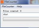 系统文件查找工具FileCounter