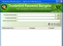 ThunderbirdPassDecryptorV2.0 英文绿色免费版