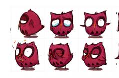 猫头鹰纠纠QQ表情包