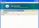 daBurnerV1.2 英文绿色免费版