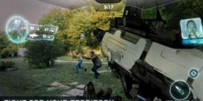 cs射击游戏