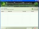 BrowserPasswordDecryptorV1.0 英文绿色免费版