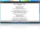 Lyrics Plugin for WinampV0.4 英文官方安装版