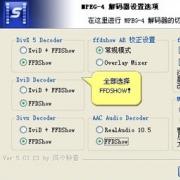 暴风影音解码器 V4.0 绿色完整版