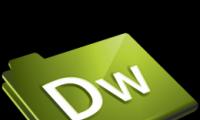 Dreamweaver设计多彩文字链接教程