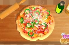 欢乐披萨店・游戏合集