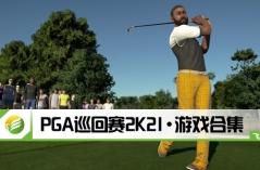 PGA巡回赛2K21·游戏合集