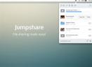 Jumpshare for MacV2.2.7 官方版