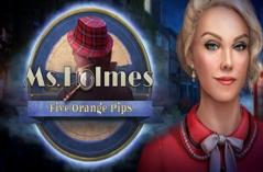 福尔摩斯女士五个橙点·游戏合集