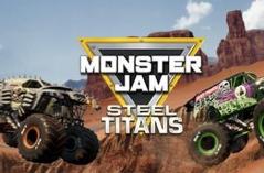怪物卡车钢铁泰坦·游戏合集