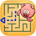 小猪迷宫赛跑者 V1.0 苹果版