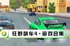 狂野飙车4·游戏合集
