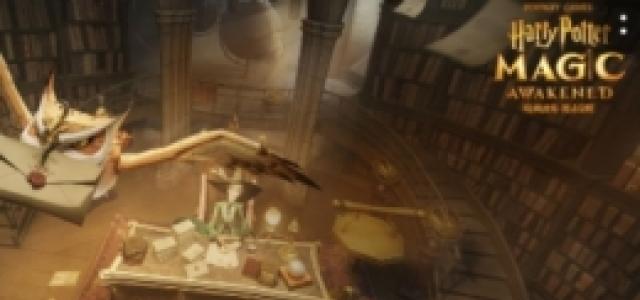 哈利波特魔法觉醒幸运值人物怎么加?