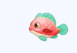 摩尔庄园胭脂鱼怎么钓?