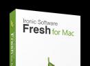 Fresh Mac 英文标准版V2.0 英文标准版