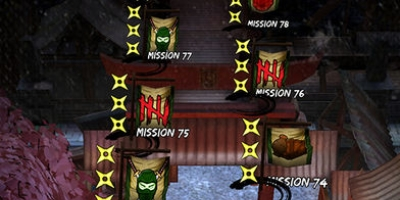 游戏讲述的是丧尸们将幽灵忍者的女朋友给拐走了,玩家在游戏中需要扮演幽灵忍者拯救女朋友,手里剑和忍者飞镖就是复仇武器。