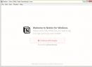 Notion云笔记软件V0.1.9 电脑版