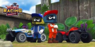 《迷你赛车冒险》提供TV版的全面适配方案,目前游戏已支持手机厅游助手云虚拟手柄及免设置自动适配热门手柄等多种操作方式.