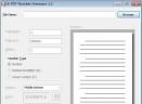 PDF添加页码工具(A-PDF Number)V1.3 电脑版