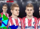 实况足球2018马德里竞技格列兹曼面部补丁最新版