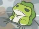 旅行青蛙叛逆表情包完整版
